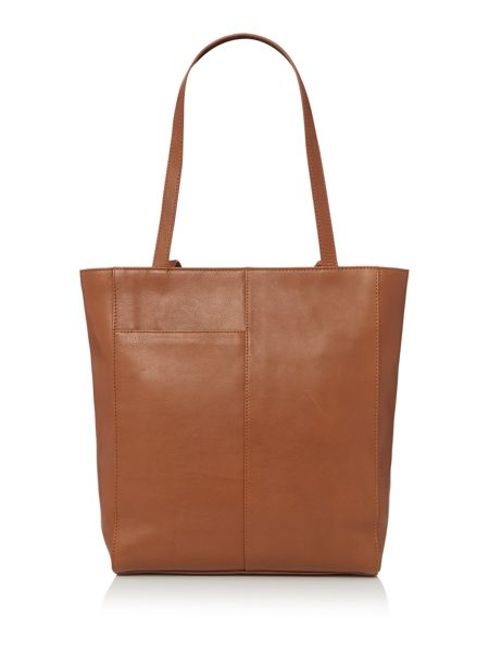 Radley Longacre tan large tote bag