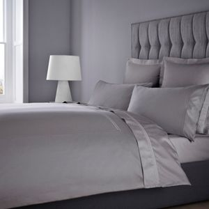 Luxury Hotel Collection 1000 TC supima cotton true grip fitted sheet