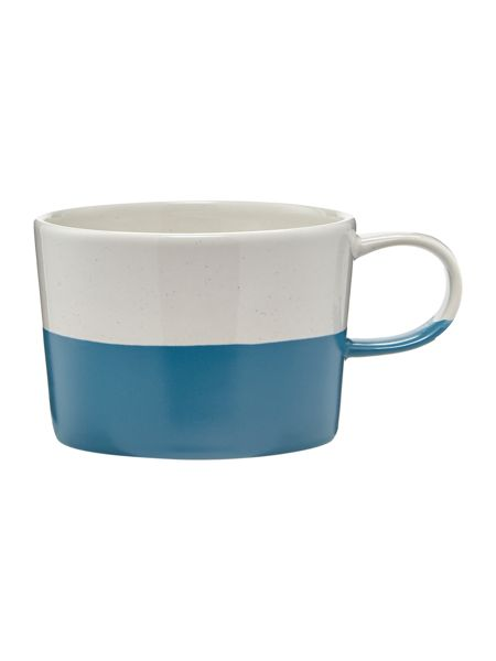 Linea Blue stripe mug