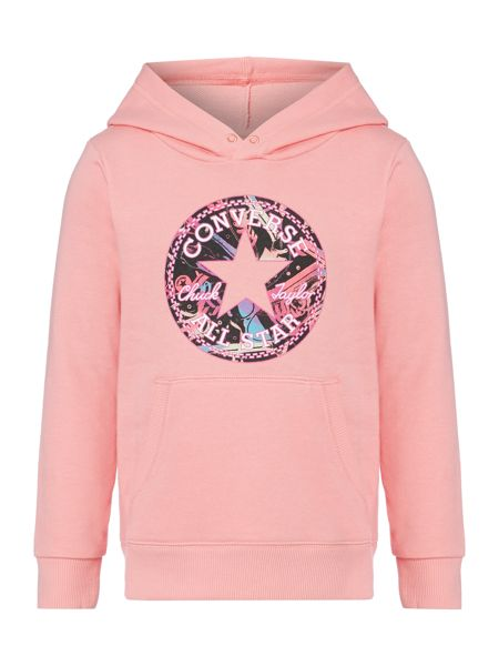 Converse Girls LogoHooded Sweater