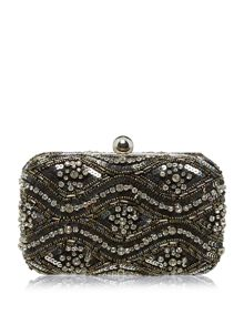 Biba Embellished clutch bag