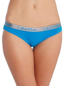 Calvin Klein Boxed Radiant cotton bikini 3 pack