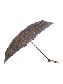 Barbour Tartan handbag umbrella