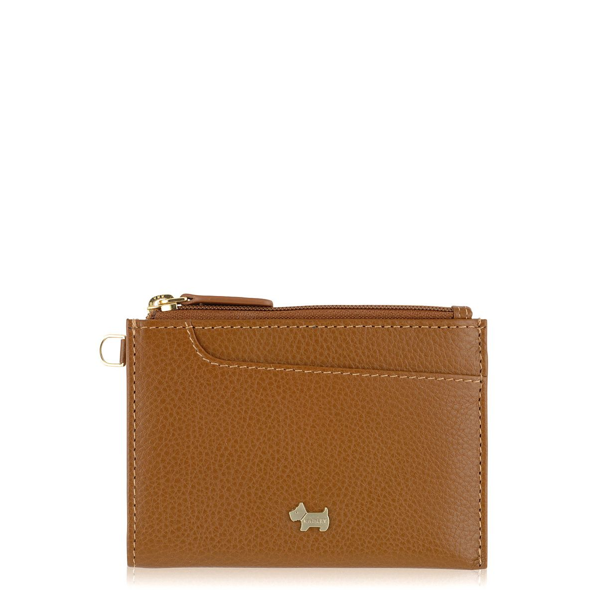Radley Pocketbag small ziparound purse Tan