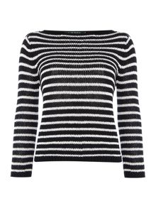 Lauren Ralph Lauren Myaree Boatneck Knit Jumper