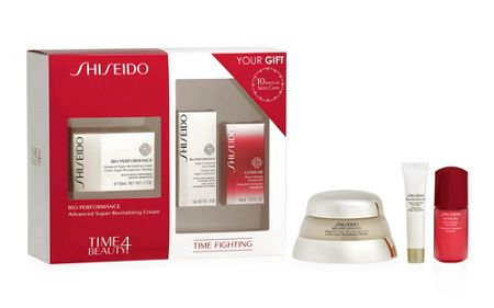 Shiseido Bio-Performance Time Fighting Spring Gift