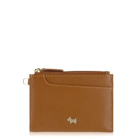 Radley Pocketbag tan small ziparound purse