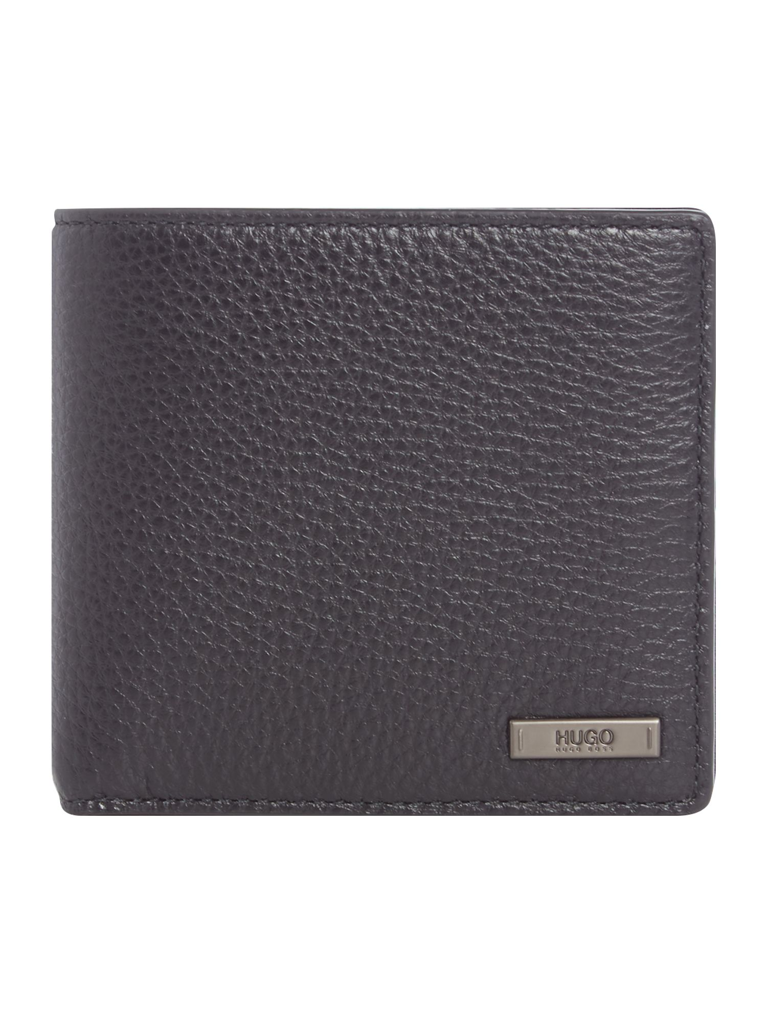 Hugo Boss Element 4CC Coin Pocket Wallet Black
