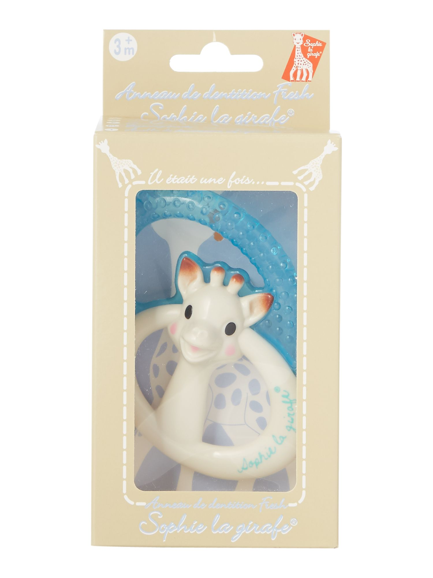 Image of Sophie The Giraffe Baby Cooling Teething Ring