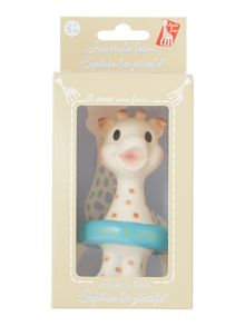 Sophie The Giraffe Baby Rubber Ring Bath Toy