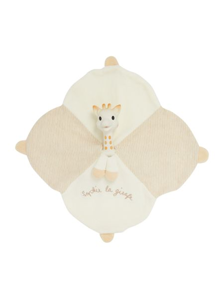 Sophie The Giraffe Baby Teething Comforter