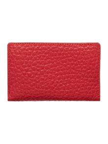 Radley Abbey red medium ziparound purse