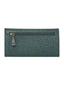 Radley Abbey green large flapover purse