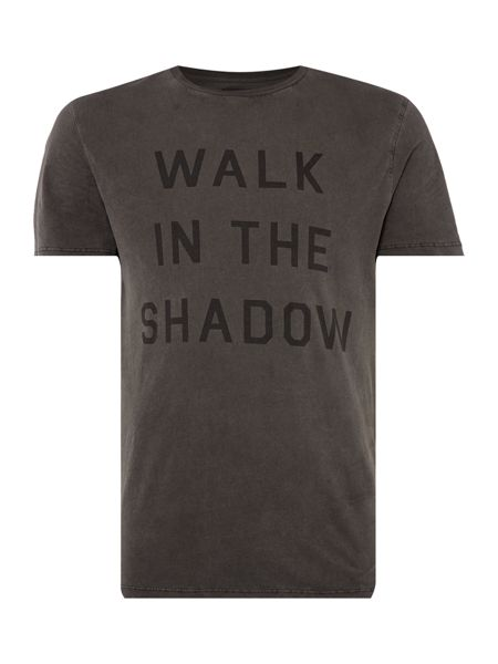 Label Lab Walk In The Shadow Graphic Tee