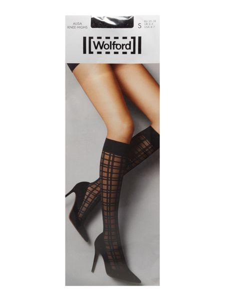 Wolford Alisa Knee High