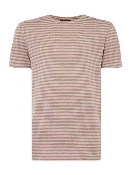 Label Lab Garfield Burn Out Stripe Tee