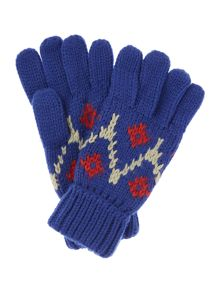 Barbour Icefield knitted glove