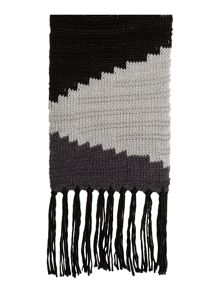 Label Lab Chunky Tassel Scarf