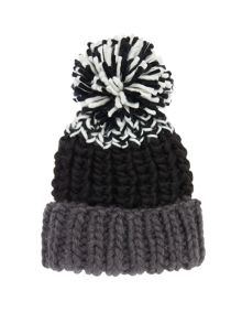 Label Lab Oversized Chunky Hat