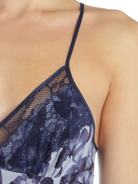 Linea Butterfly Woven Chemise