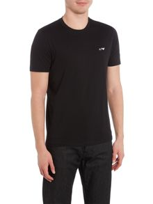 Armani Jeans Regular fit crew neck t shirt 2 pack
