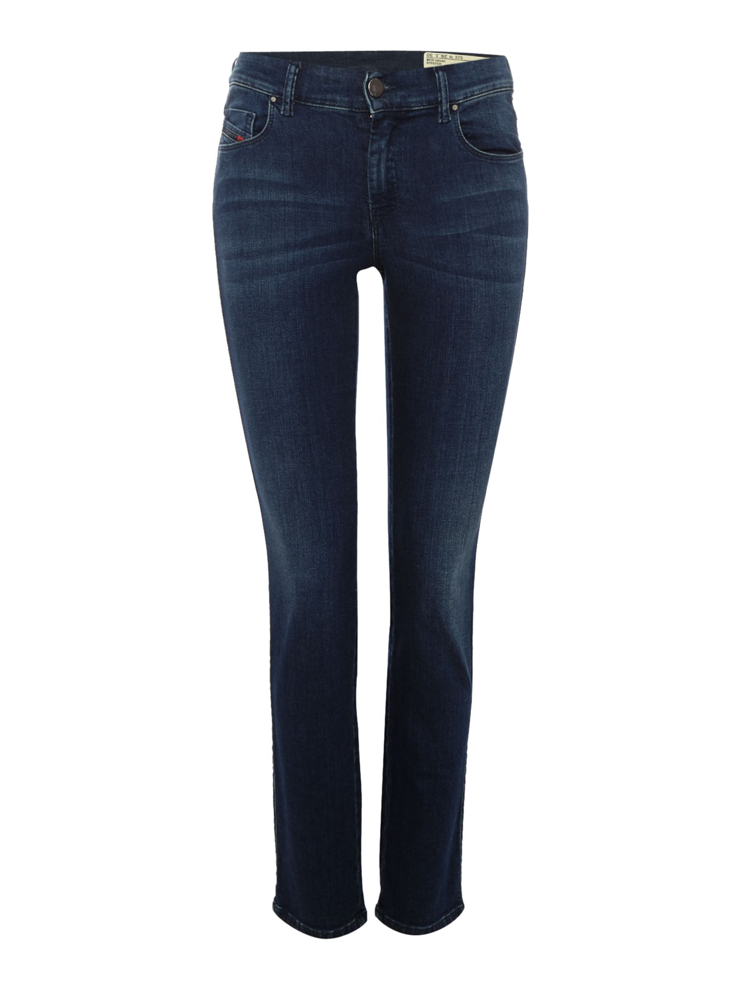 Sandy 0854e Straight Jeans Leg 30, Blue