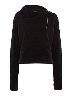 F-Moha Knitted Jumper