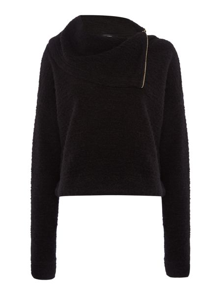 Diesel F-Moha Knitted Jumper