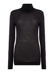 Diesel T-Selox Knitted Long Sleeved Top