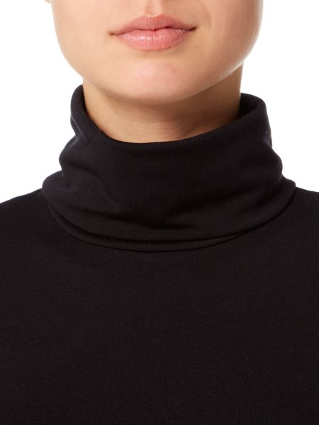 Wolford Viscose roll neck pullover
