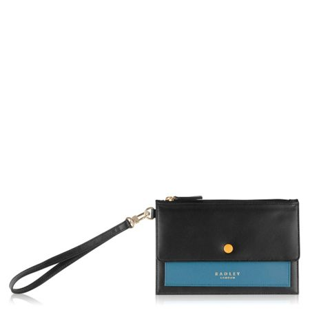 Radley Picadilly black large pouch