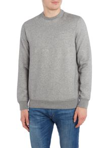 Armani Jeans Crew neck small logo sweat top