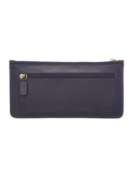 Radley Excuses excuses navy large pouch