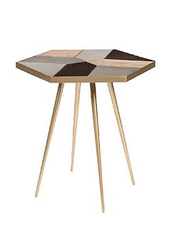 Modus mosaic side table