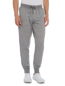 Armani Jeans Cuffed small logo sweat joggers
