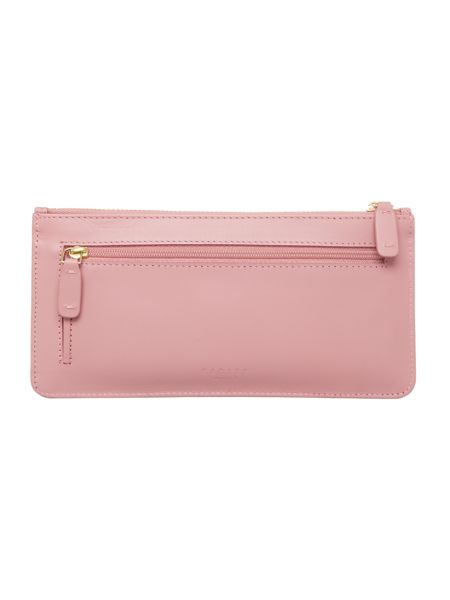 Radley Excuses excuses pink large pouch