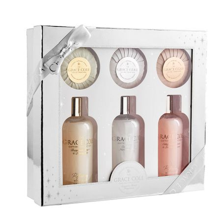 Grace Cole English Pear & Nectarine Blossom Perfect Set