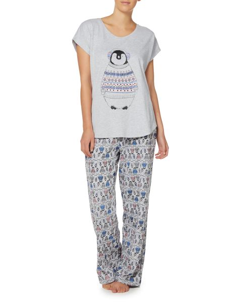 Therapy Penguin Pyjama Set