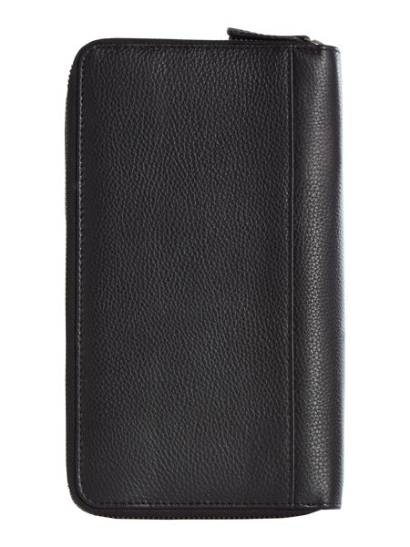 Linea Double Zip Travel Wallet