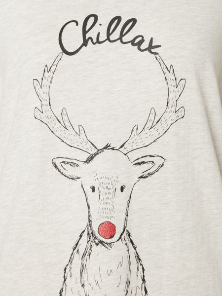 Therapy Rudolph Sleep Tee