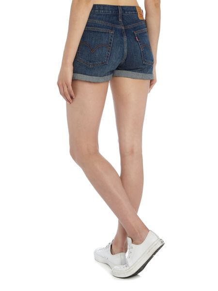 Levi's Wedgie shorts in classic tint