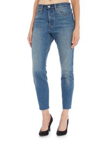 Levi's Wedgie icon fit jean in coyote desert