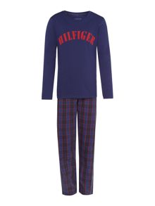Tommy Hilfiger Boys Long Sleeve Icon Set