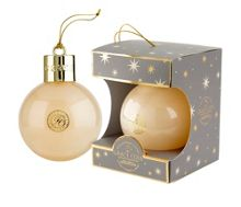 Grace Cole Earl Grey & Orange Blossom Shimmer & Shine Bauble