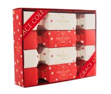 Grace Cole Wild Fig & Cranberry Bedazzle Cracker Set