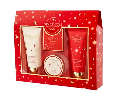 Grace Cole Wild Fig & Cranberry Enchantment Set
