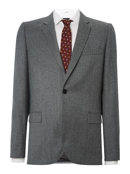 PS By Paul Smith Flannel Suit Jacket