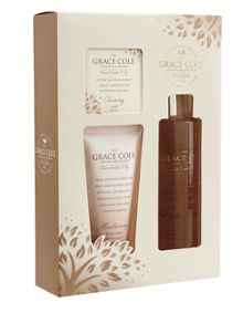 Grace Cole Warm Vanilla & Fig Relaxing Retreat Set