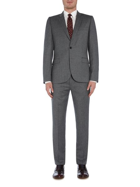 PS By Paul Smith Flannel Suit Trousers