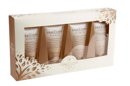 Grace Cole Warm Vanilla & Fig Sanctuary Set